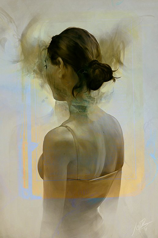 Paintings by Jeff Simpson: smoke.jpg