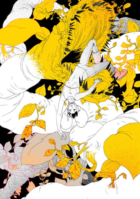 Mitologías ilustradas de Joanna Krótka 2815835_orig