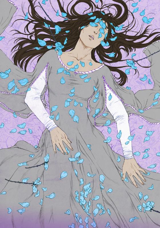 Mitologías ilustradas de Joanna Krótka 6106670_orig