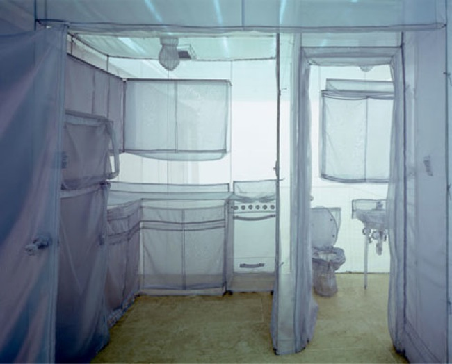 Fabric Architectural Installations by Do Ho Suh: Do-Ho-Suh-2.jpg