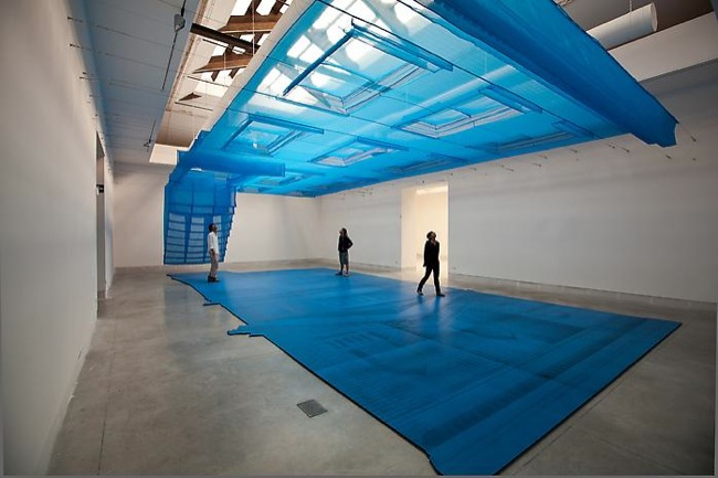 Fabric Architectural Installations by Do Ho Suh: Do-Ho-Suh-4.jpg