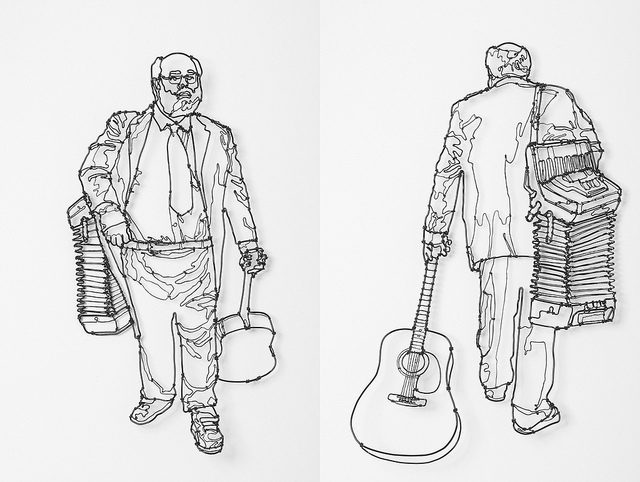 Incredible Wire Illustrations by CW Roelle: wire-3.jpg