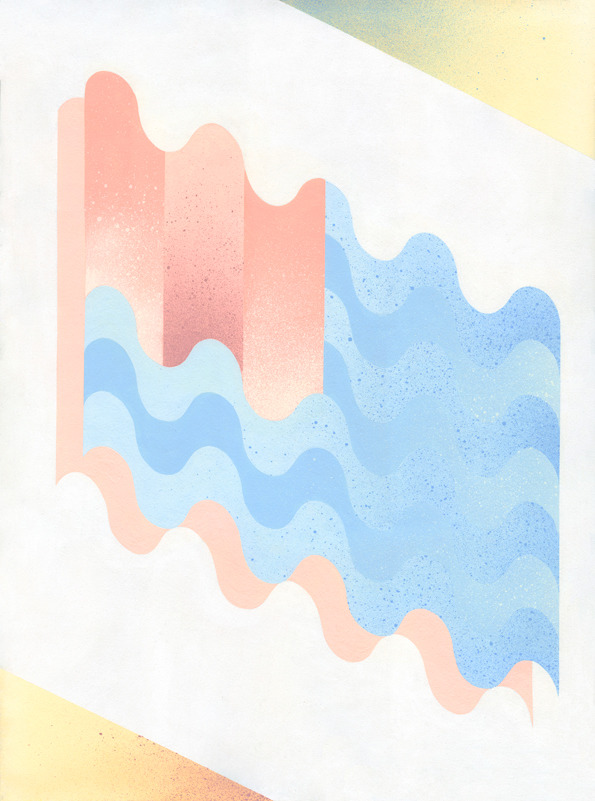 Graphic Works by Morgan Blair: SingularFlagWithDropShadow.jpg