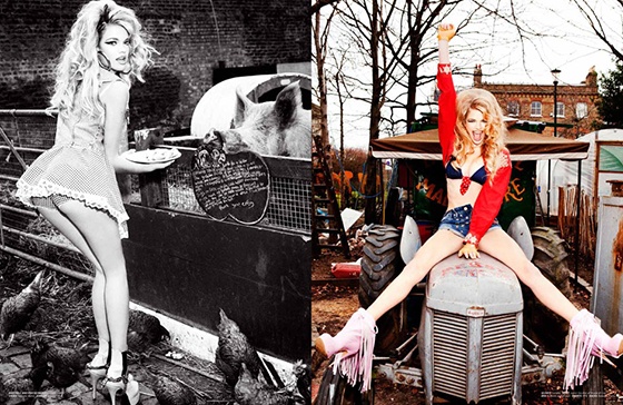 Valerie van der Graaf does Dolly Parton: Valerie-van-der-Graaf-by-Ellen-von-Unwerth-for-Lovecat-Magazine-4-14.jpg