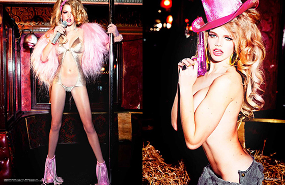 Valerie van der Graaf does Dolly Parton: Valerie-van-der-Graaf-by-Ellen-von-Unwerth-for-Lovecat-Magazine-4-16.jpg