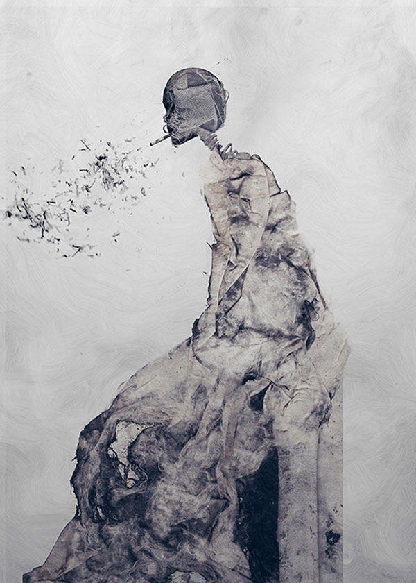 The Ghostly Illustrations of Januz Miralles: miralles4.jpg
