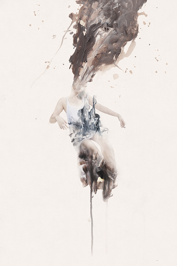 The Ghostly Illustrations of Januz Miralles: miralles6.jpg