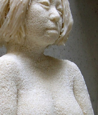 100 Pound Rice Sculpture by Saeri Kiritani: Saeri-Kiritani-Japanese-Sculpture3.jpg