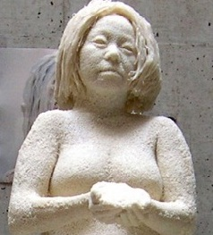 100 Pound Rice Sculpture by Saeri Kiritani: Saeri-Kiritani-Japanese-Sculpture4.jpg
