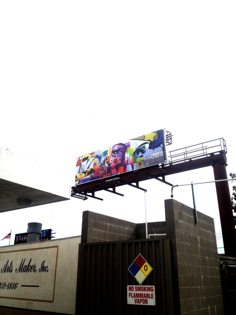 ART SHARE LA x The 7th Letter Billboard Project: 20130325-220840.jpg