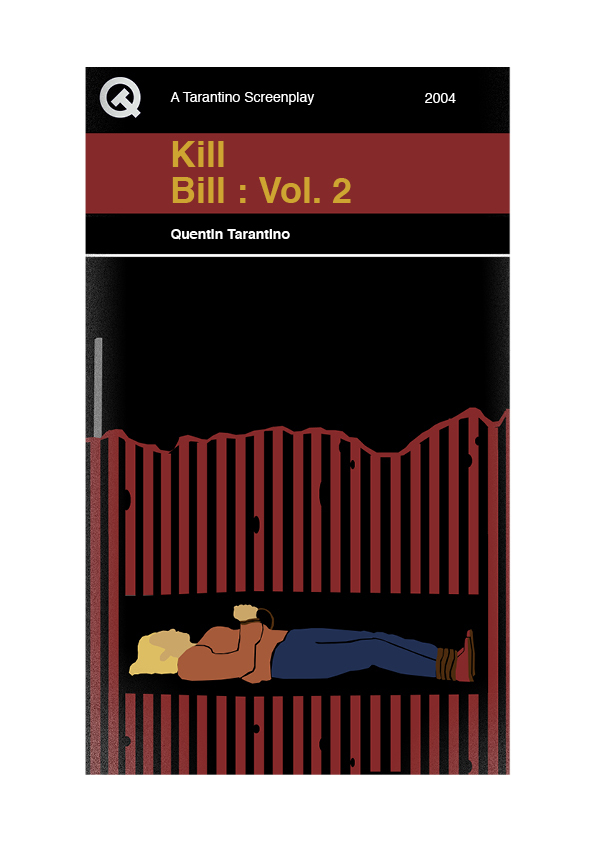 Quentin Tarantino Gets the Penguin Classics-esque look from Sharm Murugiah: 3982e1c5f8b1cc7d44ab91bb6c77fed7.jpg