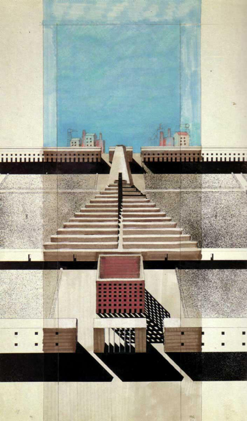 Drawings and Sketches by Italian Architect Aldo Rossi: 3078814.jpeg