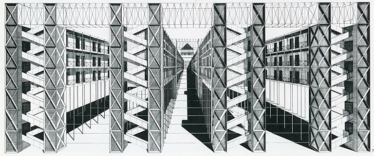 Drawings and Sketches by Italian Architect Aldo Rossi: 538.jpeg
