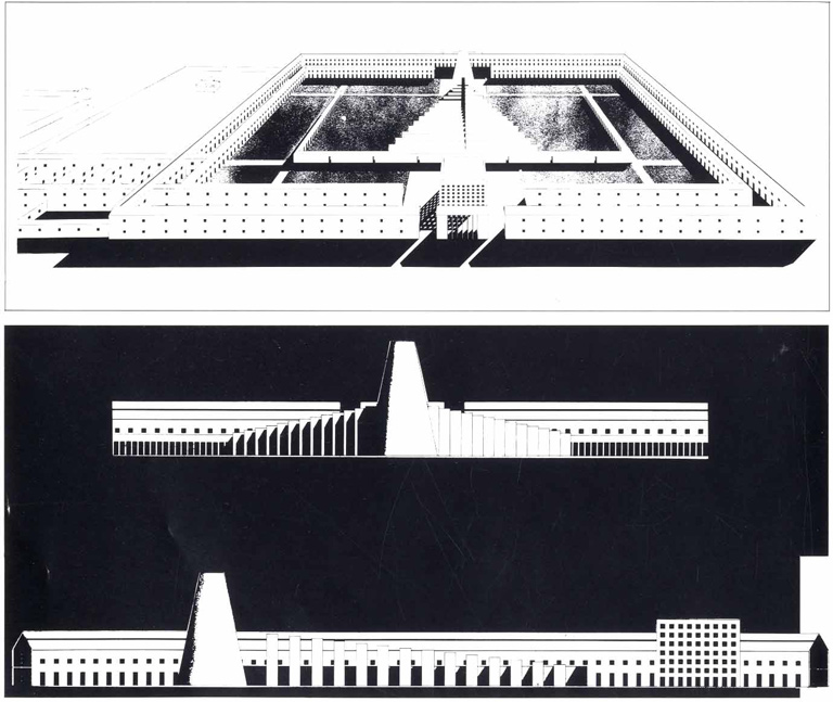 Drawings and Sketches by Italian Architect Aldo Rossi: apuntes-martes-5-de-mayo-1.jpeg