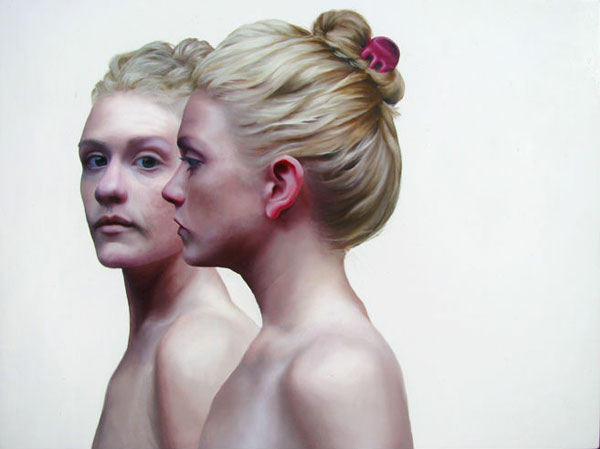 Photorealistic Paintings from Manipulated Photos by Jessica Rebik: jessica-rebik7.jpg
