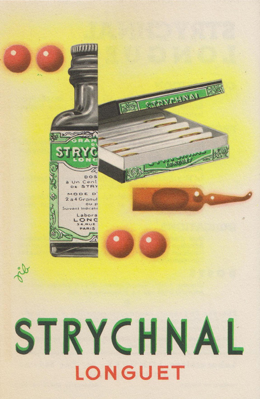 French Pharmaceutical Ads from the 1930s: 06-French-medical-ad-1930s.jpg