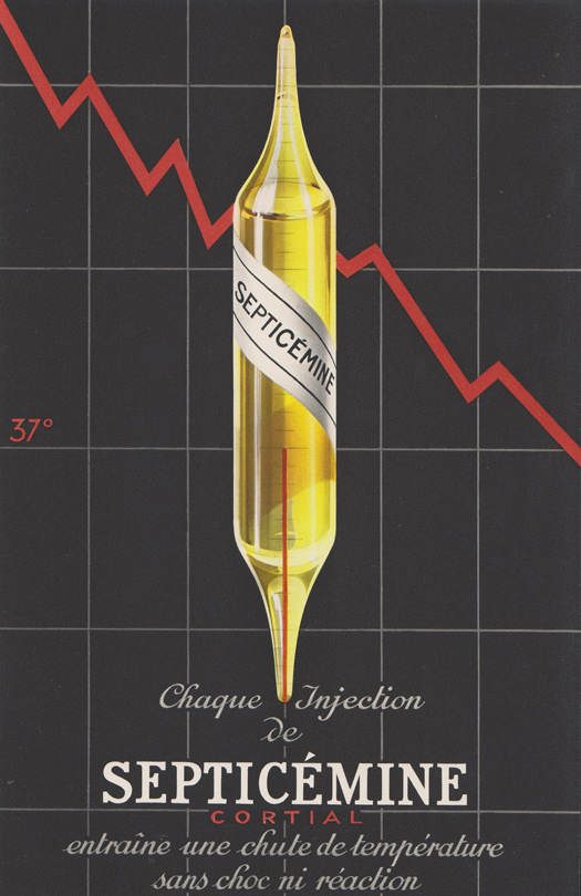 French Pharmaceutical Ads from the 1930s: 10-French-medical-ad-1930s.jpg