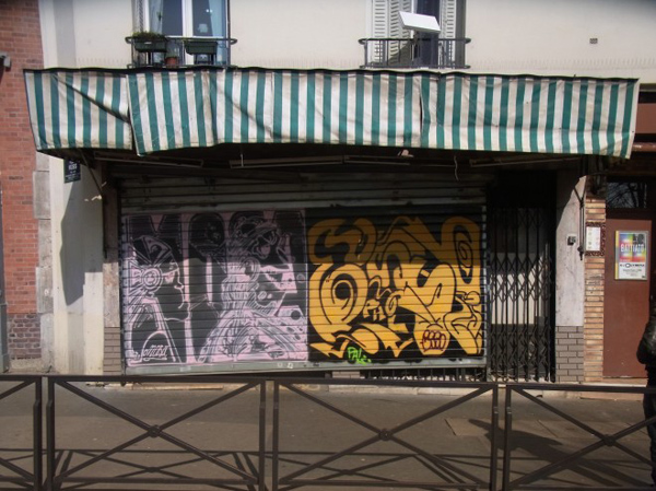 FRIDAY SPOTLIGHT: PAL CREW's square framed graffiti: jux_ pal_crew13.jpg