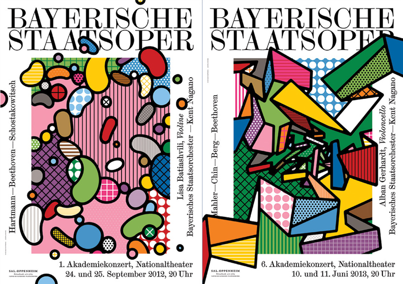A Poster Series for the Bavarian State Opera by Craig and Karl: akademie.jpg