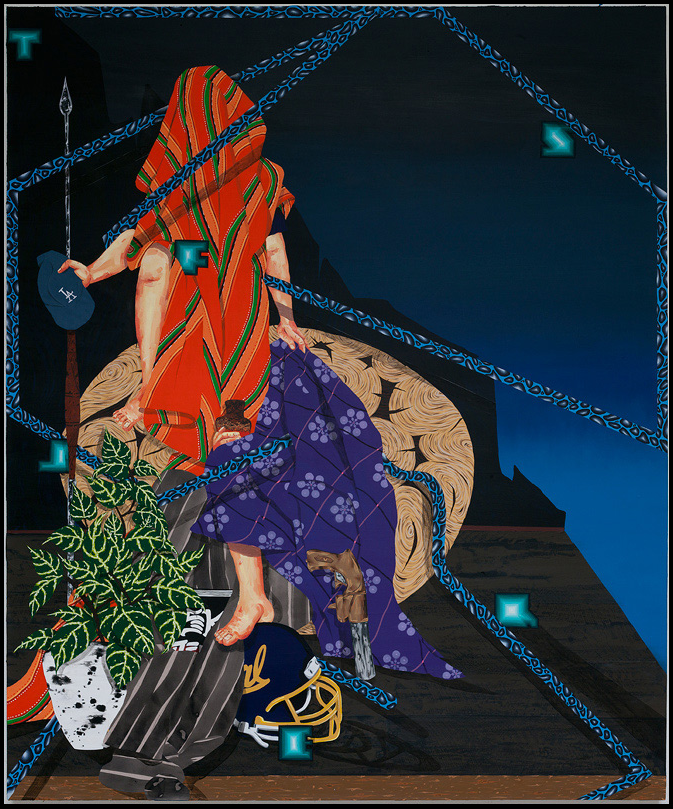 "Amir H. Fallah ""The Collected"" @ Gallery Wendi Norris, SF: Screen shot 2013-04-02 at 10.55.12 AM.png"