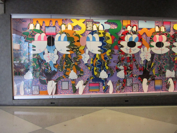 "Isaac Tin Wei Lin's ""Another Dimension"" @  Philadelphia International Airport : jux_issace_lin4.png"