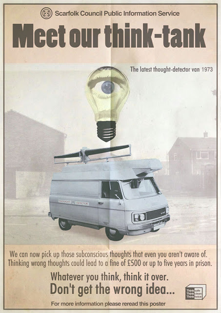 Informational Posters and Books from a Fictional 1970s British Town: thinkvanwwwscarfolkblogspotcom_3.jpg