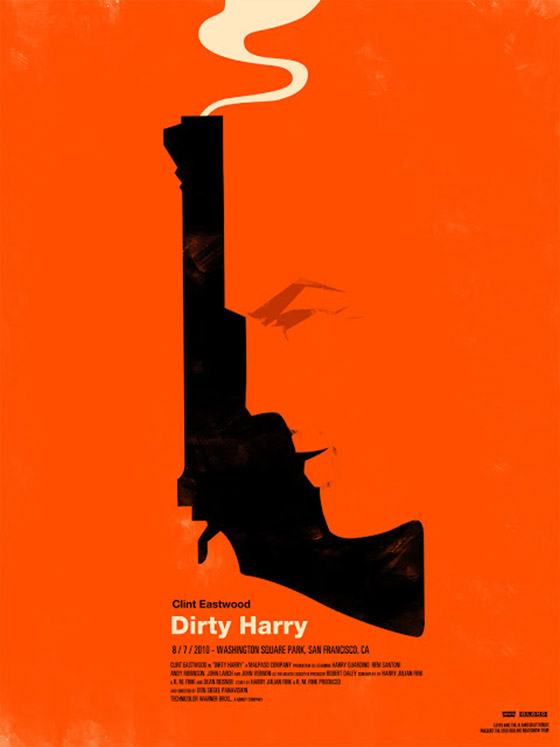 Olly Moss's Optical Illusions : dirty-harry1.jpeg