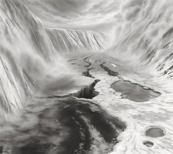 Hilary Brace Draws Her Cloud Worlds with Charcoal and an Eraser: hilary-brace4.jpg