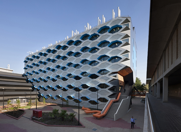 La trobe institute for molecular science: jux_arch3.jpg