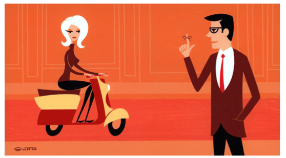 "Opening: Josh Agle (Shag) ""Thursday's Girl"" @ Jonathan LeVine Gallery, NYC: Screen shot 2013-04-06 at 10.29.36 PM.png"
