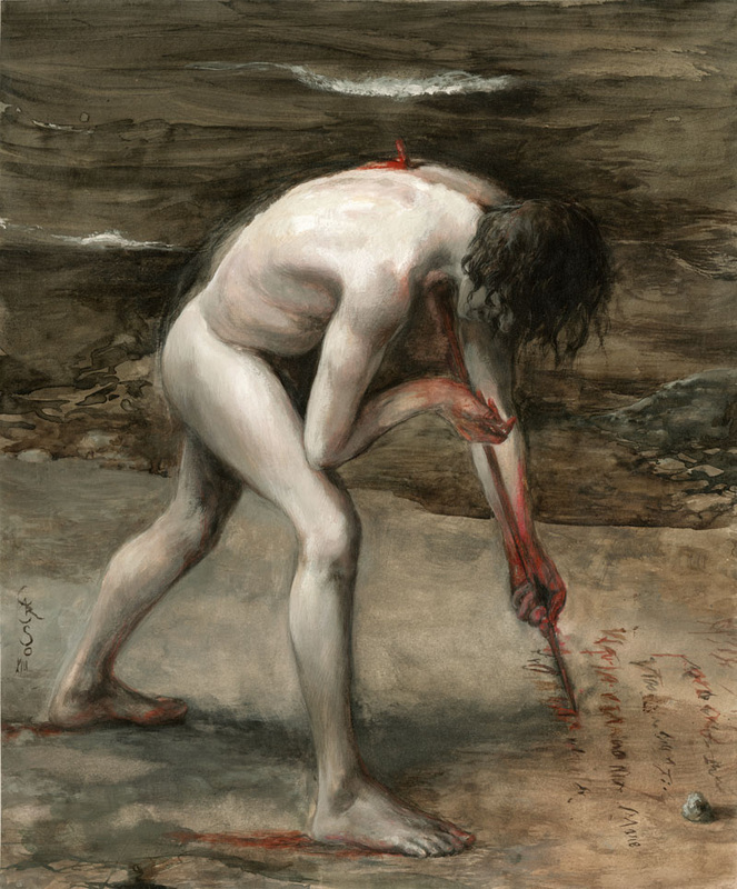 Chilling Works by Santiago Caruso: santiago3.jpg