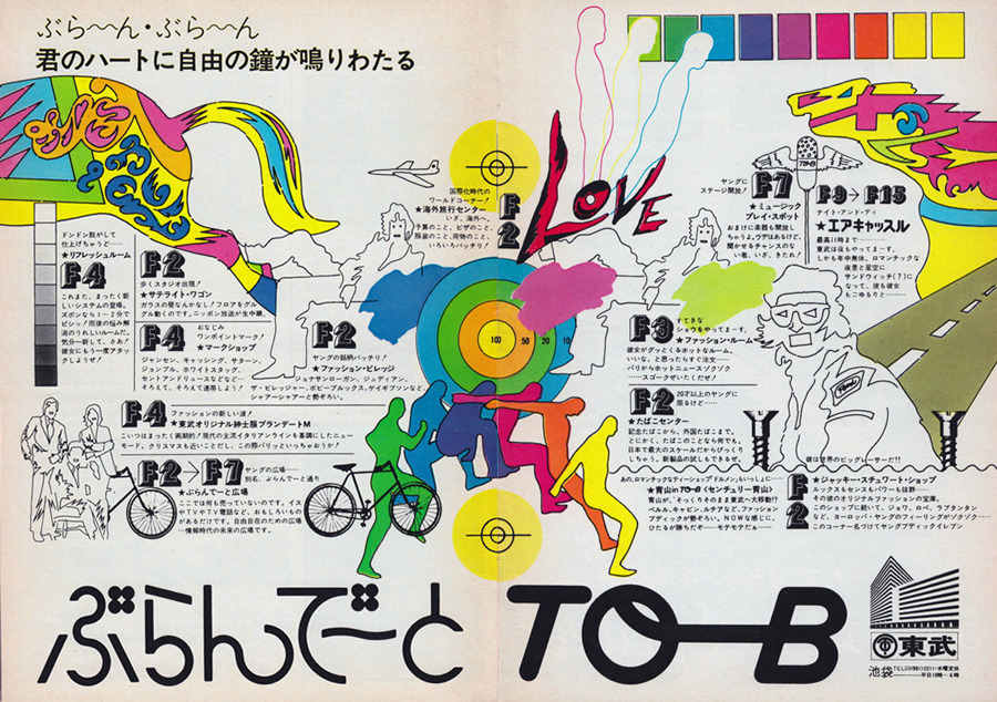 Japanese Magazine Ads from the 60s and 70s: 1971-poster_900.jpg