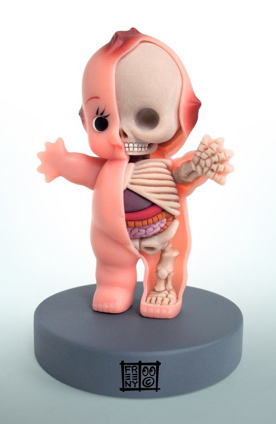 Jason Freeny's Imagined Anatomies: Kewpie1000.jpg