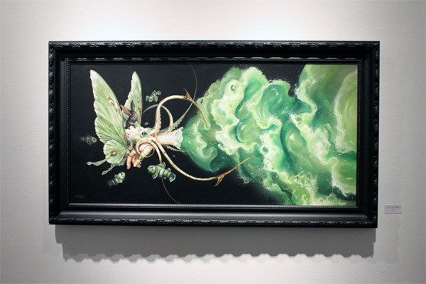 In L.A.: Greg 'Craola' Simkins @ Merry Karnowsky Gallery: craola_4432.jpg
