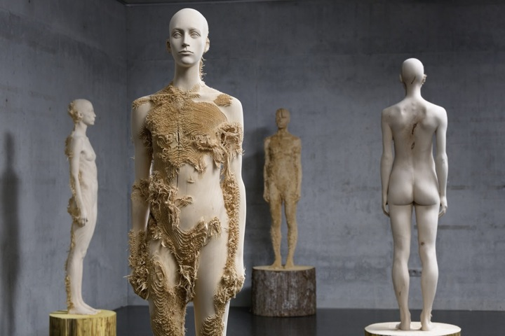 Incredible Wood Carvings by Sculptors Aron Demetz and Shan Hur: Aron_Demetz01.jpeg