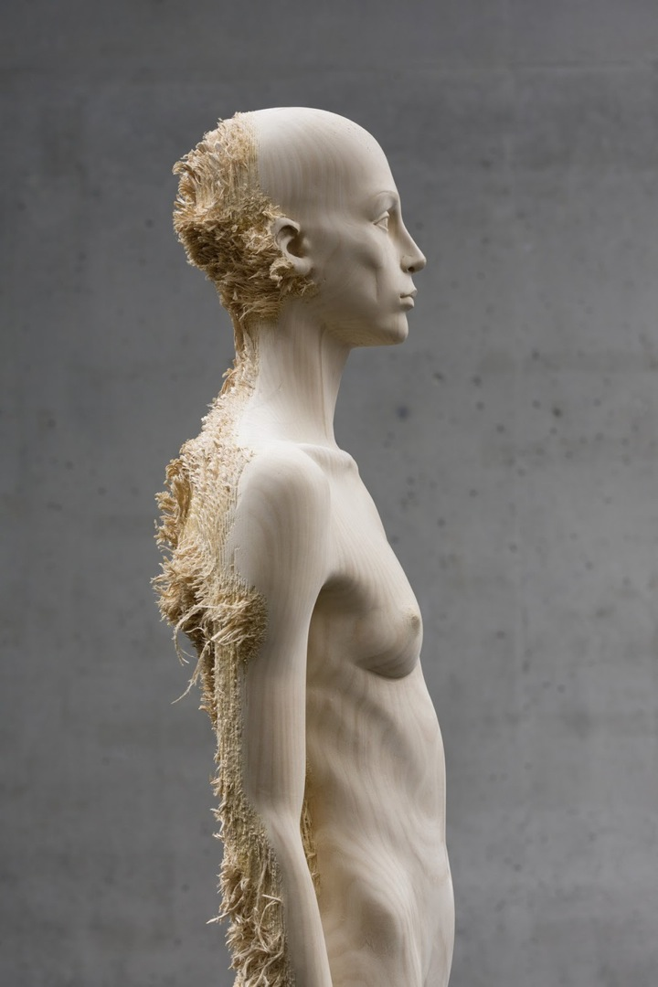 Incredible Wood Carvings by Sculptors Aron Demetz and Shan Hur: Aron_Demetz05.jpeg
