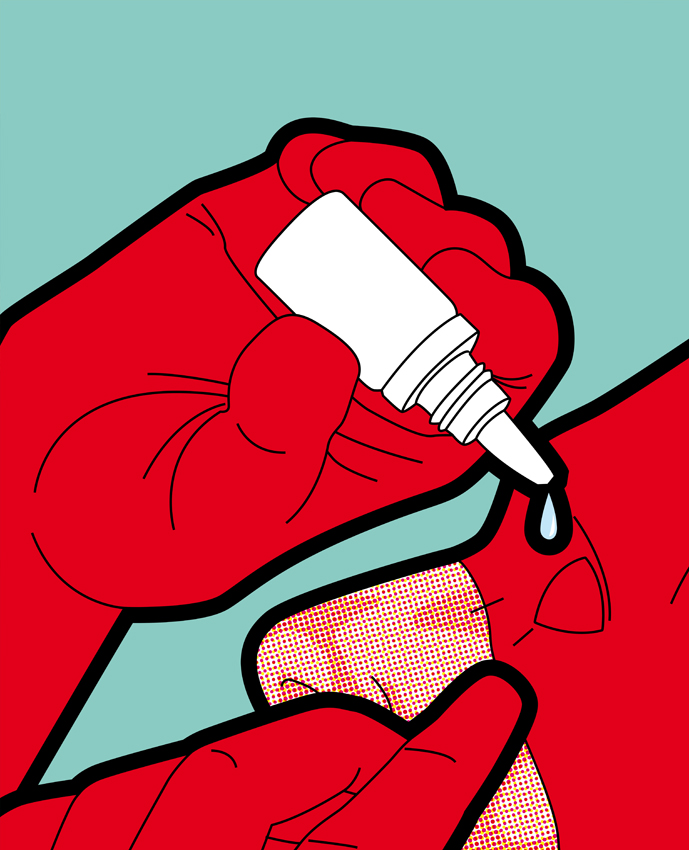 Best of 2013: Greg Guillemin's 'The Secret Life of Superheroes': 150f4d60a5c01fa465e11bf2c5af0b7a.jpg
