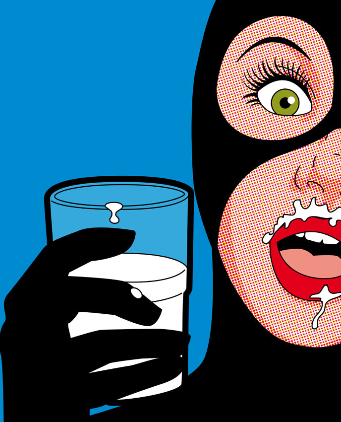 Best of 2013: Greg Guillemin's 'The Secret Life of Superheroes': 26cda7c472ae2865f22c64e2e13628c2.jpg