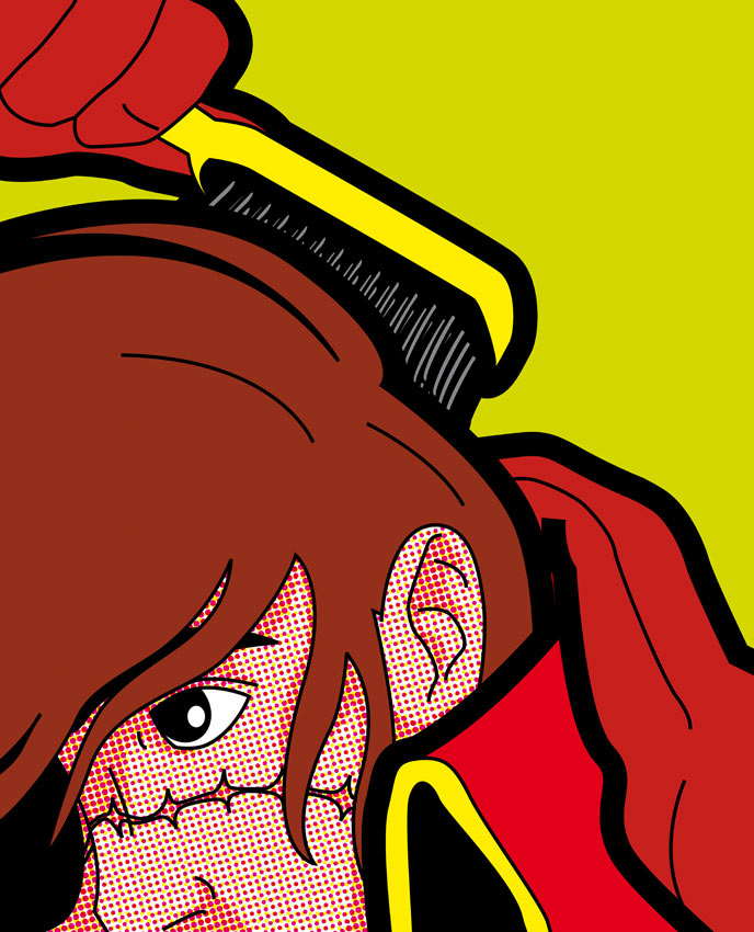 Best of 2013: Greg Guillemin's 'The Secret Life of Superheroes': 64a1ff394a984bd2472f45f7fa675543.jpg