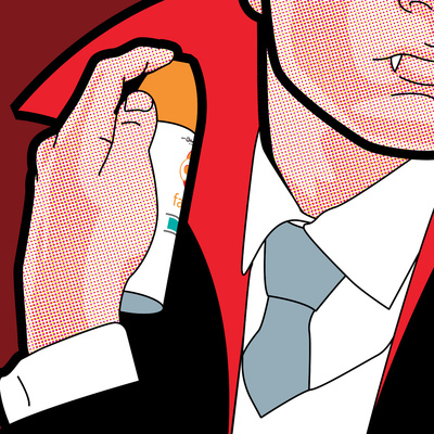 Best of 2013: Greg Guillemin's 'The Secret Life of Superheroes': 7275606_15523268_b.jpg