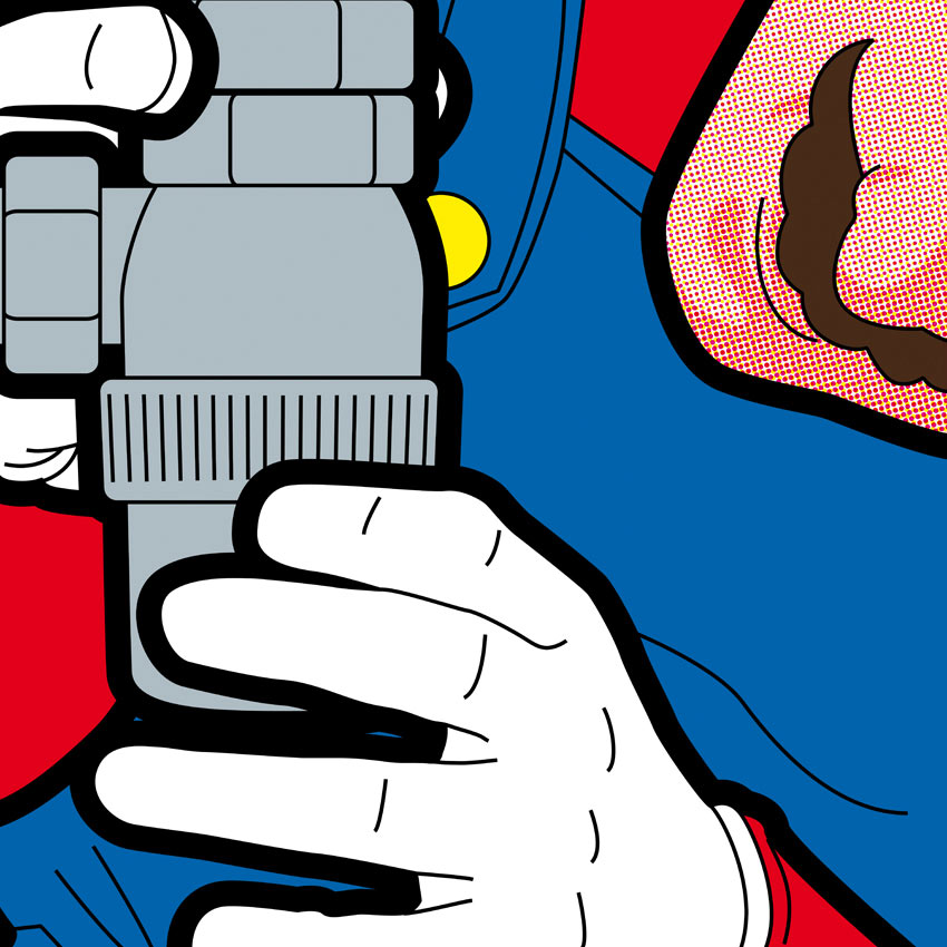 Best of 2013: Greg Guillemin's 'The Secret Life of Superheroes': 9a61ed25722a33cb80bad8ef71daaccb.jpg