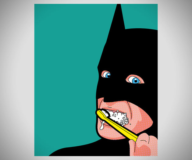 Best of 2013: Greg Guillemin's 'The Secret Life of Superheroes': The-Secret-Life-of-Superheroes-by-Greg-Guillemin-0.jpg