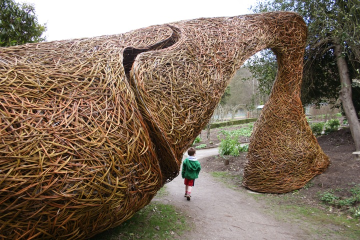 Laura Bacon's Nest-Like Sculptures: laura-bacon02.jpg
