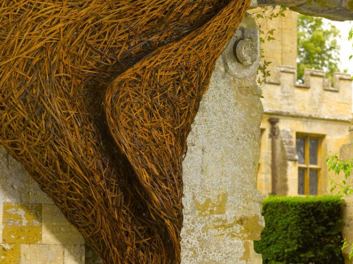Laura Bacon's Nest-Like Sculptures: laura-bacon04.jpg