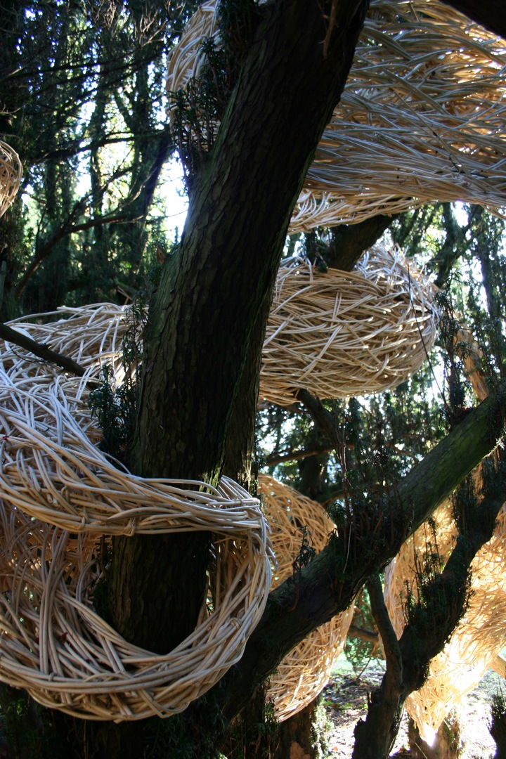 Laura Bacon's Nest-Like Sculptures: laura-bacon06.jpg