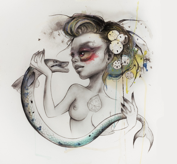 Tatiana Suarez and Her Surreal Sirens: tati1.jpg