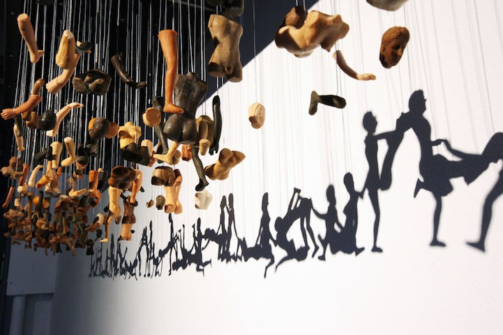 'Unity' and other Installations by Bohyun Yoon: bohyunyoonunity1.jpg