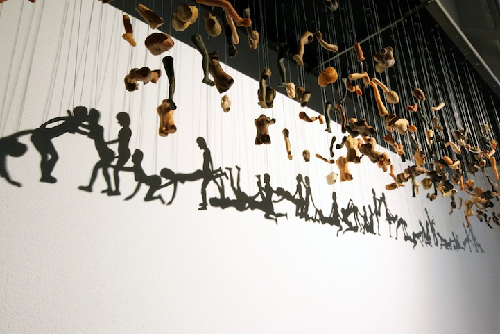 'Unity' and other Installations by Bohyun Yoon: bohyunyoonunity3.jpg