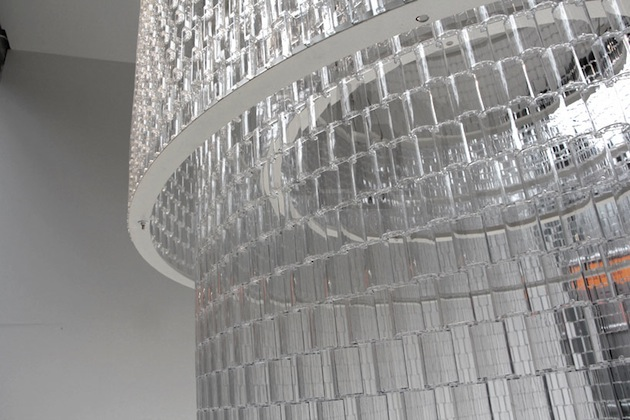 A Chandelier Made From 8,000 Clear LEGO Bricks: Hand-Crafted-Chandelier-Made-With-8000-Clear-LEGO-Pieces-1.jpg