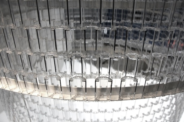 A Chandelier Made From 8,000 Clear LEGO Bricks: Hand-Crafted-Chandelier-Made-With-8000-Clear-LEGO-Pieces-8.jpg